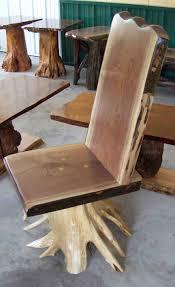 walnut stump dining table dining room tables walnut stump dining