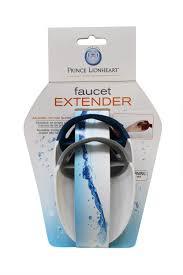 Kitchen Faucet Extender by Prince Lionheart Grey Blue Faucetextender Walmart Canada