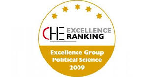 che ranking international ranking department of political science