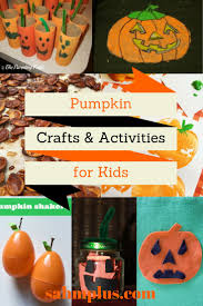 7 favorite pumpkin crafts and activities activities halloween