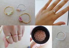 simple wire rings images Diy wire wrapped rings simple fashionornaments tierra este 33850 jpg