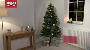 buy home noel 6ft christmas tree green at argos co uk your