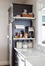 hauteur comptoir cuisine 12 façons de gagner de l espace de comptoir cuisine muramur