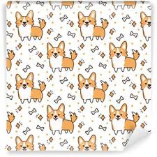 corgi wrapping paper dogs wallpapers pixers