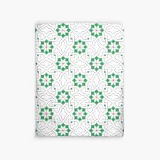 geometric pattern oriental design