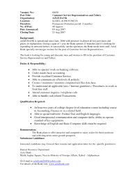 sample of resume for customer service representative experience bank teller resume no experience template of bank teller resume no experience large size