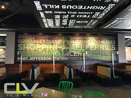 wall wraps cl visual we design print and install your wall art and as we are the only avery certified wrapping company cl visual can create the perfect design for your