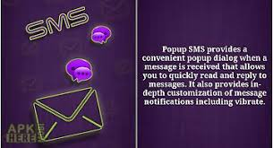 sms popup apk talking sms popup sms talker for android free at apk