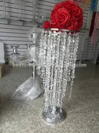 Chandelier Centerpieces Most Popular Table Top Chandelier Centerpieces For Weddings View