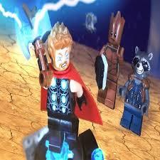 lego infinity war new hammer of thor cutesypooh