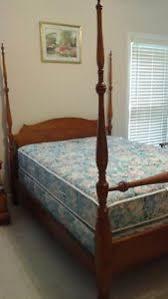 antique maple bedroom set by sumter cabinet company ebay