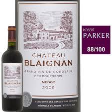 chateau blaignan medoc prices wine château blaignan médoc 2009 pas cher à prix auchan