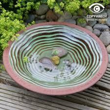 echoes bird bath nhbs wildlife conservation shop