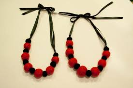 12 crafts of christmas jewelry the ivey league