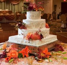 Fall Cake Decorations Fall Wedding Decorations Lovetoknow