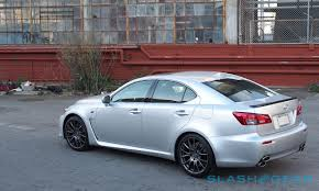 lexus hatchback 2014 2014 lexus is f review slashgear