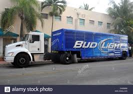 bud light truck driving jobs delivery truck stock photos delivery truck stock images alamy
