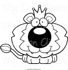 royalty free stock lion designs of coloring pages
