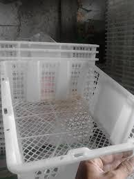 Jual Keranjang Container Plastik Bekas keranjang buah bekas import plastik beranda