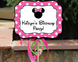 minnie mouse party minnie mouse party etsy