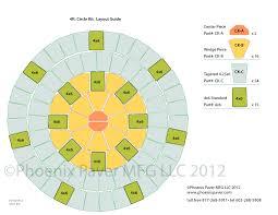 Circular Patio Kit by Pavers Circle Kit 4ft Layout Guide Color Key