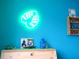 neon lighting for home unusual lighting for the home monkey and mouse