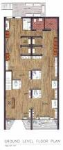 architectural drawings hand rendered floor plans and elevations