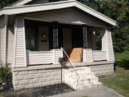 houses with porches damage how to repair my concrete slab porch home improvement