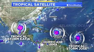 tropics turning quiet again abc13 com