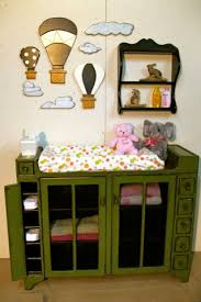 Changing Table With Sink Baby Changing Table Colonial Woodwrights