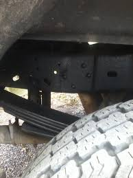 Ford Ranger Truck Bed Bolts - replacement bed supports ford truck enthusiasts forums