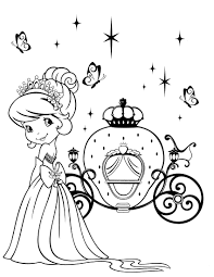 strawberry shortcake for kids coloring page free download