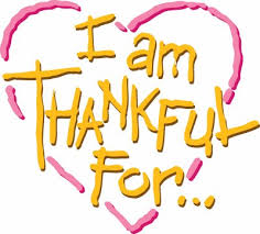 happy thanksgiving 5 things i am thankful for everything erica