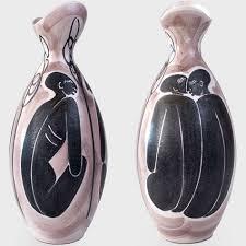 Antique Ceramic Vases Art Vases Collection Antique And Vintage