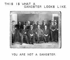 Wannabe Gangster Meme - to all the wannabe gangster swagfag retards of today meme by