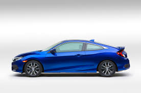 good news the civic coupe is getting a manual transmission