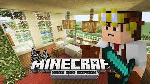minecraft xbox 360 ps3 how to make build a dining room