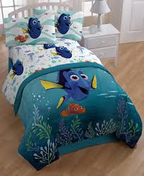 Full Bed Comforters Sets Disney U0027s Finding Dory Sun Rays Full 7 Piece Comforter Set Bed In