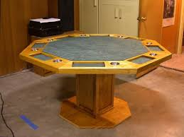how to make a poker table diy poker table home decorating ideas