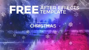100 free after effects slideshow templates cinematic clean