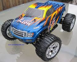 rc monster truck racing rc monster truck brushless electric 1 10 pro lipo 2 4g 4wd 88041