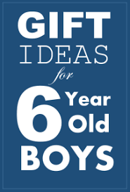 gift ideas for 6 year boys financially savvy