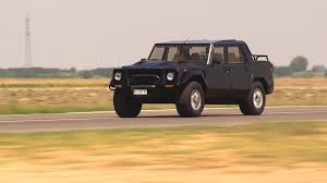 lifted lamborghini lamborghini celebrates the lm002 u0027s legacy the original luxury suv