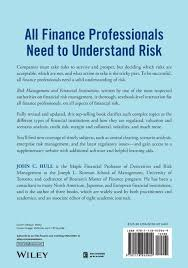 risk management and financial institutions john c hull
