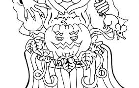 scary halloween coloring pages scary halloween ghost coloring