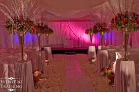 How To Drape Ceiling For Wedding How To Do The Ceremony And Reception In The Same Room Embassy Suites