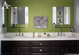 bathroom green and brown color ideas astralboutik
