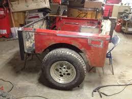 bantam jeep trailer field reporter jeep tub trailer phase 1 jpfreek