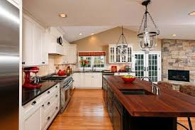 Open Concept Kitchen Design Open Concept Kitchen Dining Room Addition Becomes Hearth Of The