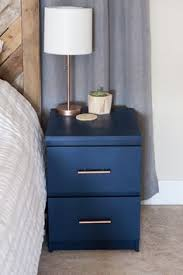Malm Side Table Ikea Hacks 50 Nightstands And End Tables Ikea Hack Nightstands
